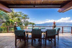 Kahana Nui Outdoor Dining Room